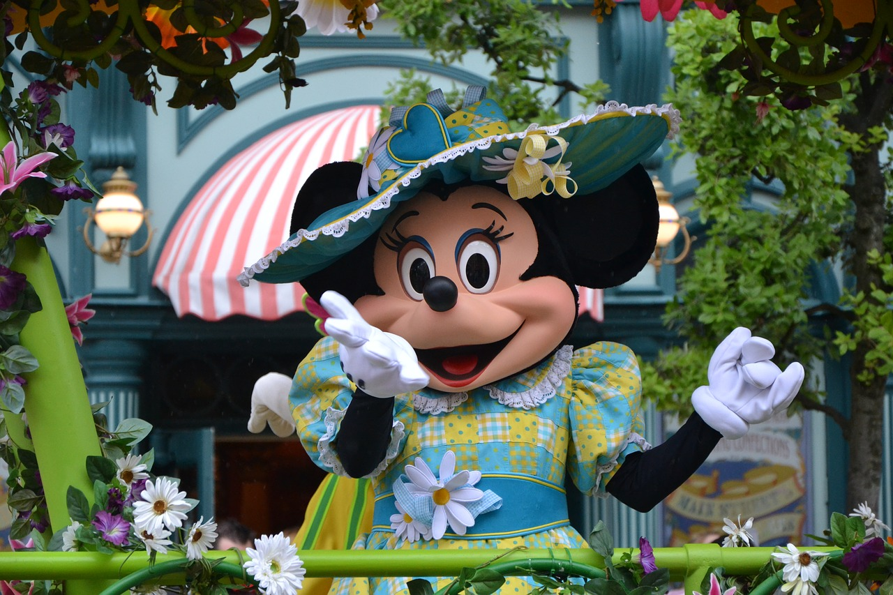 Disneyland Paris Minnie Mouse   Why Paris is ALWAYS a good idea - Guest Post from The Sparkle Spy - a female solo traveller experience of visiting the most romantic city in the world   Travel Tips   Elle Blonde Luxury Lifestyle Destination Blog