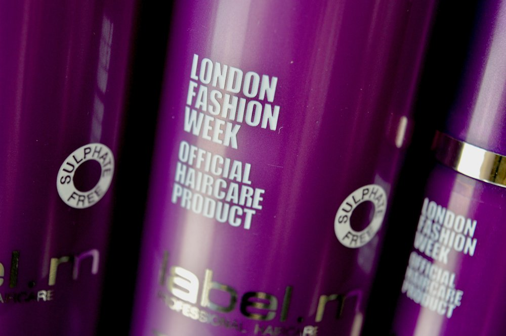 london fashion week official sponsors toni and guy label m elle blonde luxury lifestyle blog
