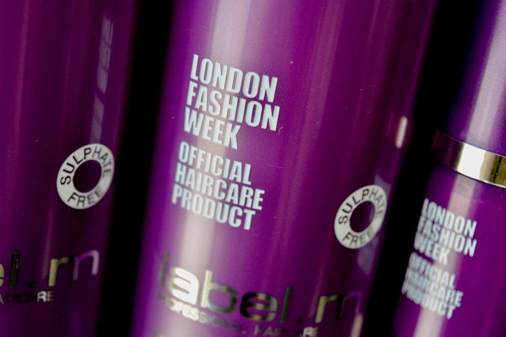 london fashion week official sponsors toni and guy label m elle blonde luxury lifestyle blog