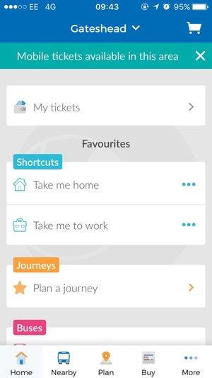 Stagecoach App: #bloggersonthebus 8