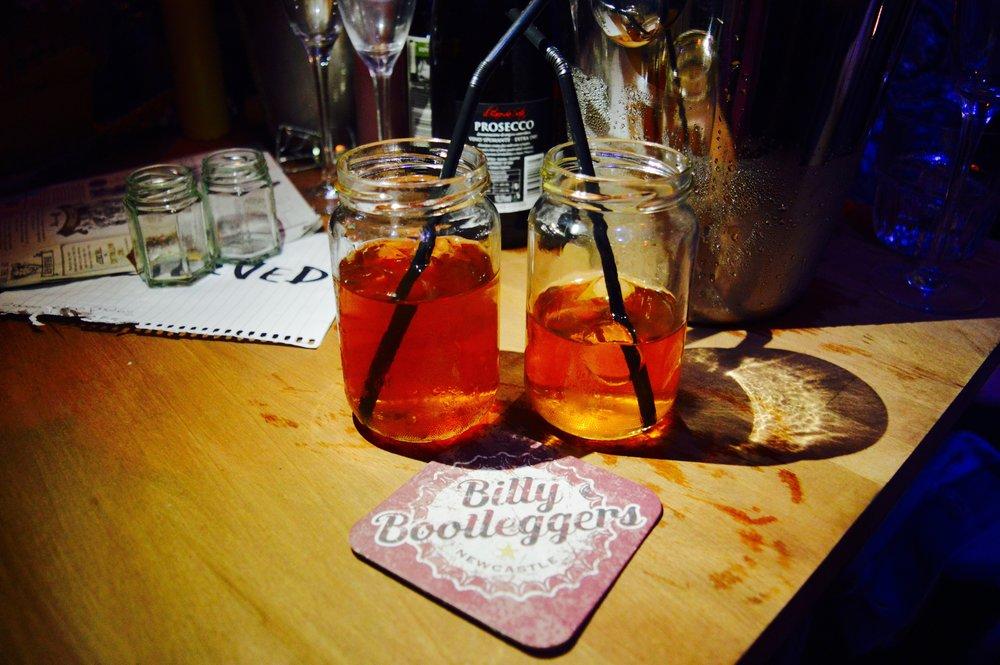 Billy Bootleggers: Newcastle, Underground Moonshine Dive Bar 5
