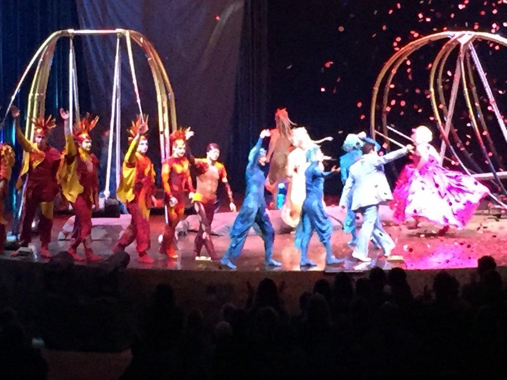 Cirque du Soleil: Varekai - 50 Shades of Circus 2