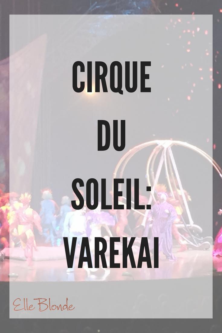 Cirque du Soleil: Varekai - 50 Shades of Circus 3