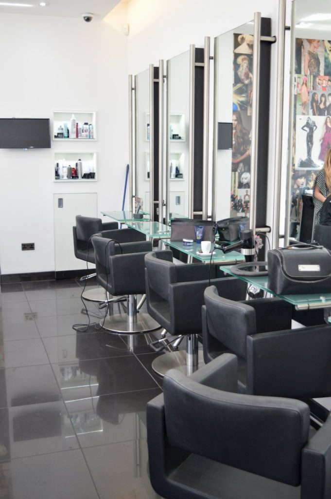 London fashion Week Hairstyling Brand Toni & Guy are experts in the hair industry, find out how I got on when I went to their Newcastle branch | Beauty Blogger | Elle Blonde Luxury Lifestyle Destination Blog