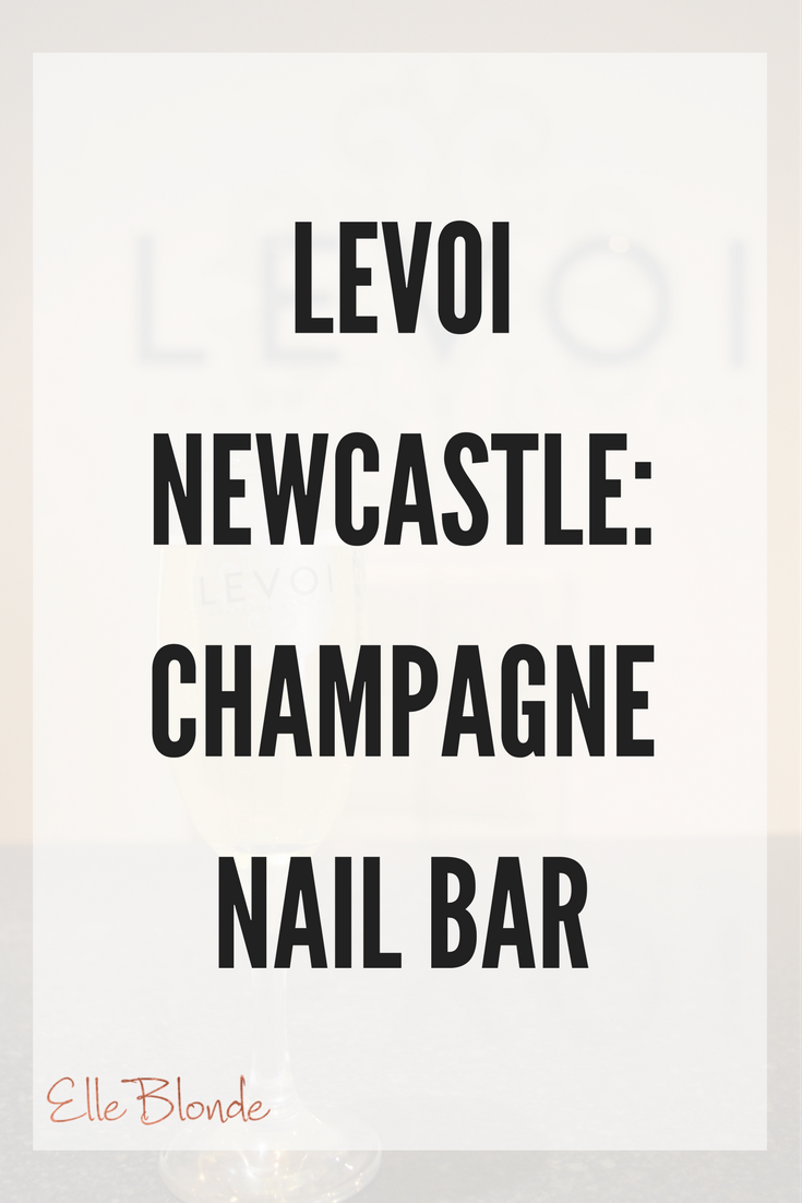 ELLEfluence Blogger Event: Levoi Champagne Nail Bar, Newcastle 7