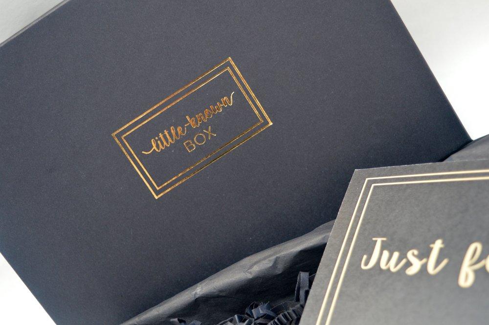 Little Known Box   Subscription Box   Elle Blonde Luxury Lifestyle Destination Blog