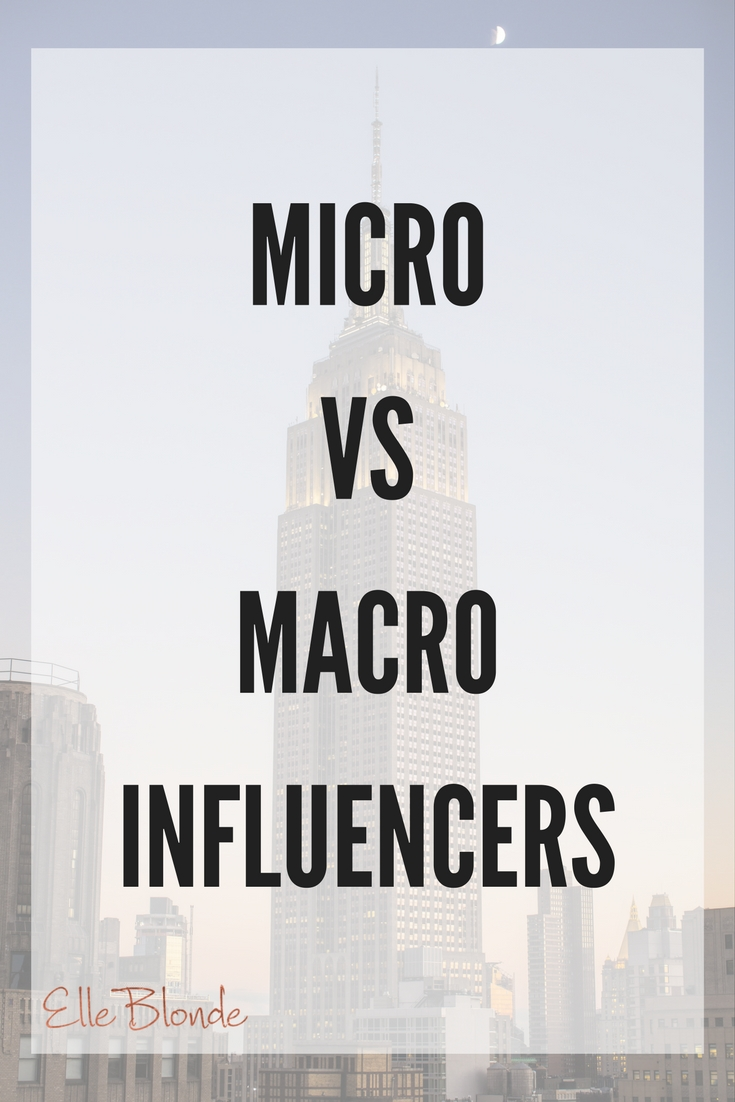 The Micro vs Macro Influencer Great Debate 2