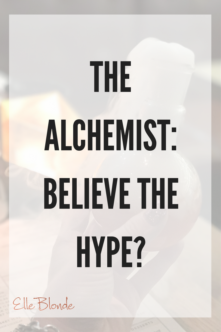 The Alchemist: Newcastle - Believe the hype? 9