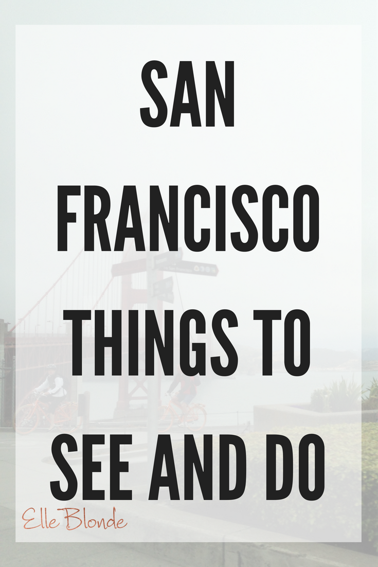 San Francisco: Don't Miss Out On This When You're In The Golden City 9