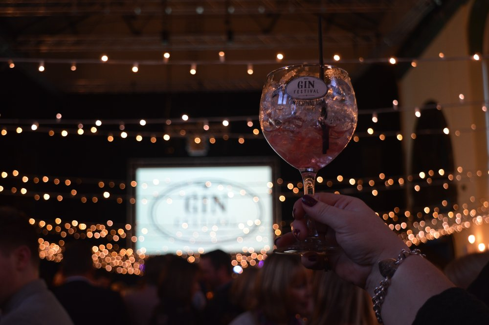 Gin Festival Newcastle for Gin Lovers | What's On In Newcastle | Food & Drink | Elle Blonde Luxury Lifestyle Destination Blog