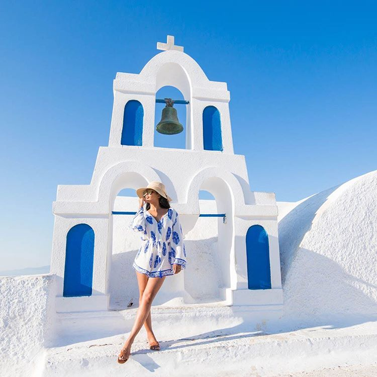 Santorini: Iconic moments on the island that will never go out of style 7