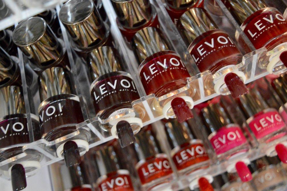 ELLEfluence Blogger Event: Levoi Champagne Nail Bar, Newcastle 5