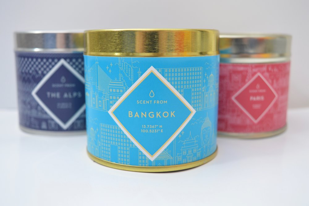 Scent From Candle Subscription Bangkok | Home Interiors | Elle Blonde Luxury Lifestyle Destination Blog