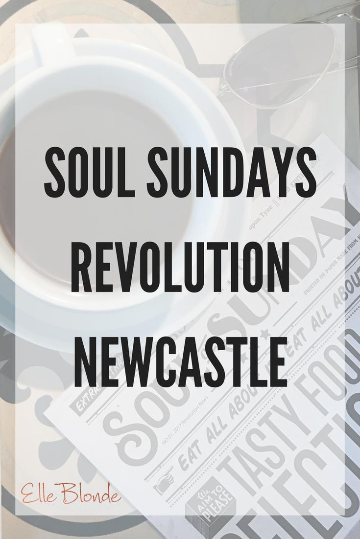 Soul Sundays: Revolution Newcastle 6