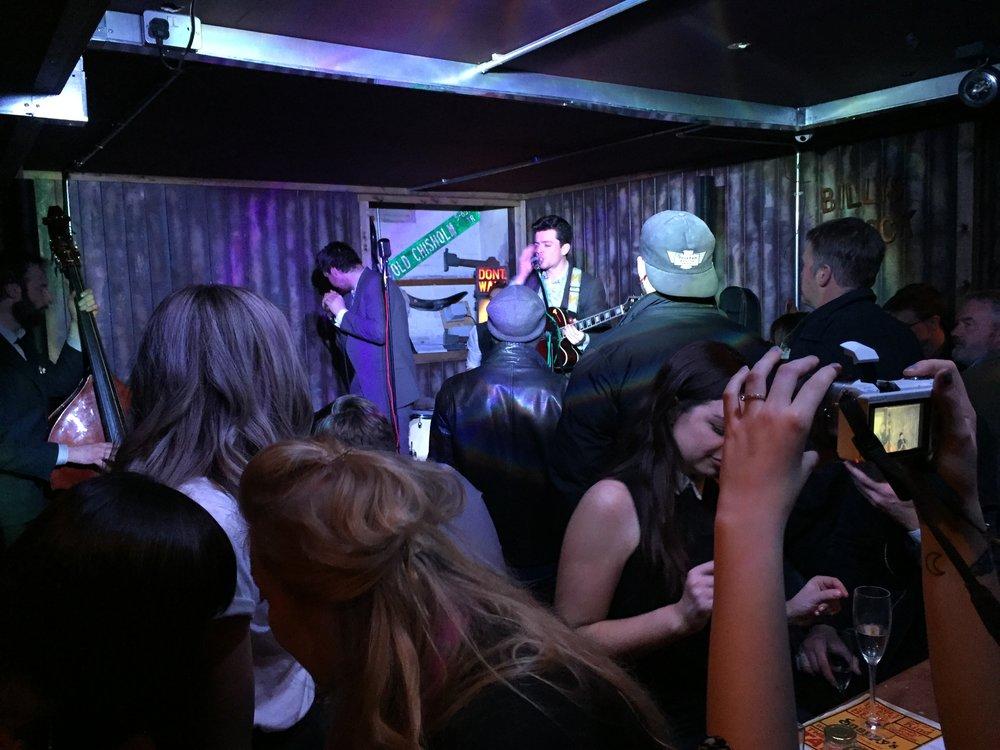 Billy Bootleggers: Newcastle, Underground Moonshine Dive Bar 6