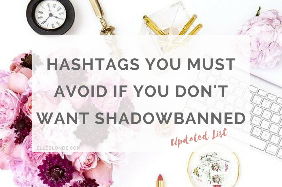 how to avoid shadowban instagram