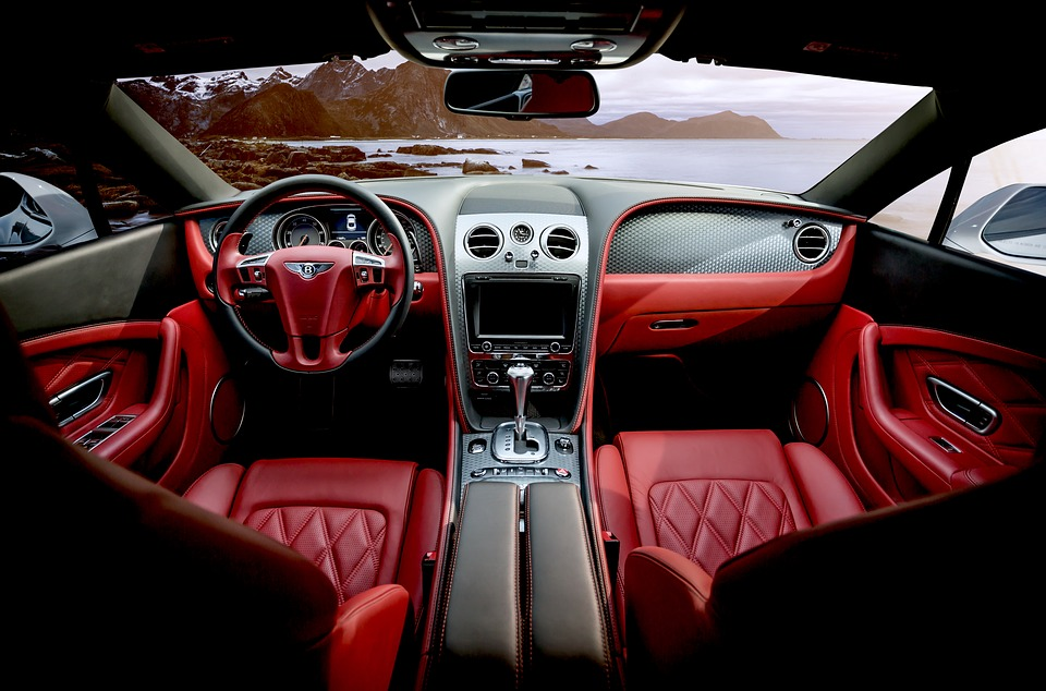 Car Checklist | Cars Bentley Interior Red Buying a Prestige Car | Elle Blonde Luxury Lifestyle Destination Blog