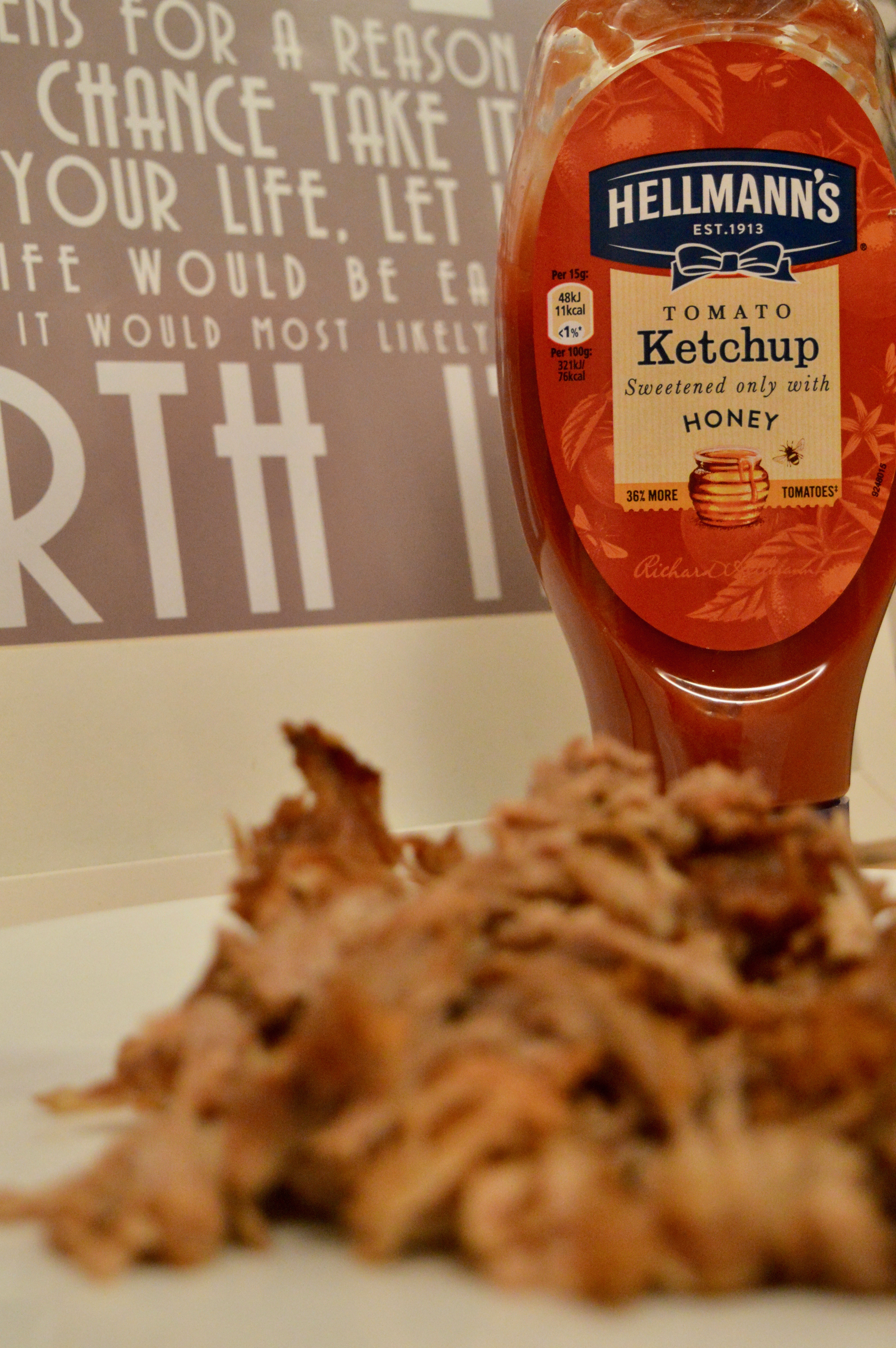 Hellmann's -tomato-ketchup-with-honey-pulled-pork-recipe-elle-blonde-luxury-lifestyle-blog
