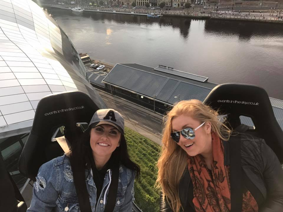 Bucket List: Dining over Newcastle in the Sky 3