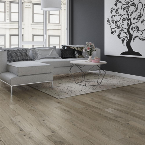 Corner sofa home interiors wooden flooring elle blonde