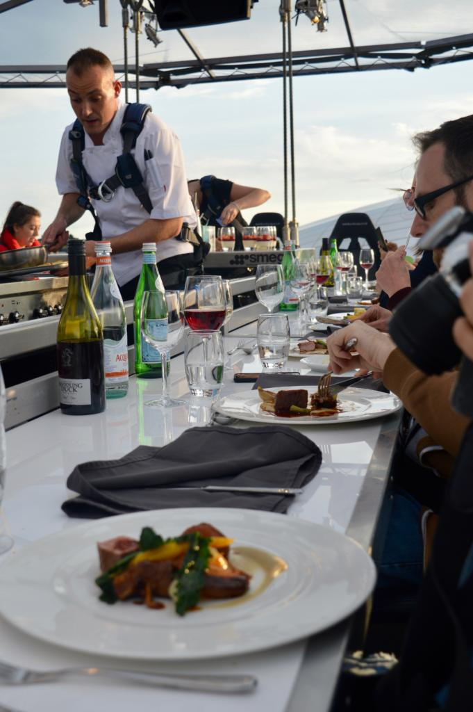 Bucket List: Dining over Newcastle in the Sky 5