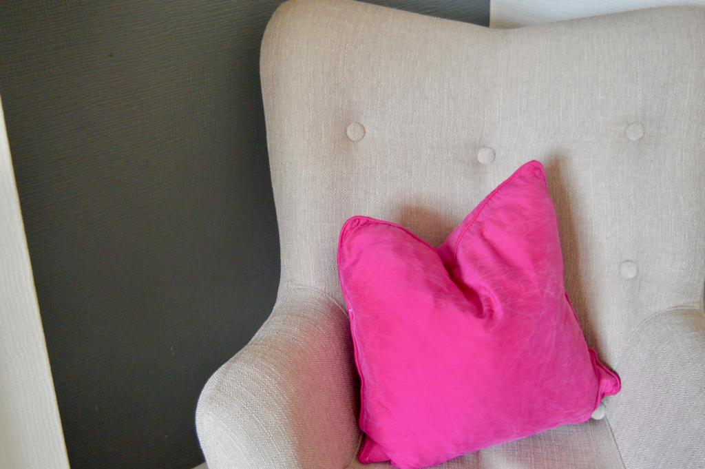 close-up-sloane-and-sons-angel-winged-chair-stone-elle-blonde-luxury-lifestyle-destination-blog