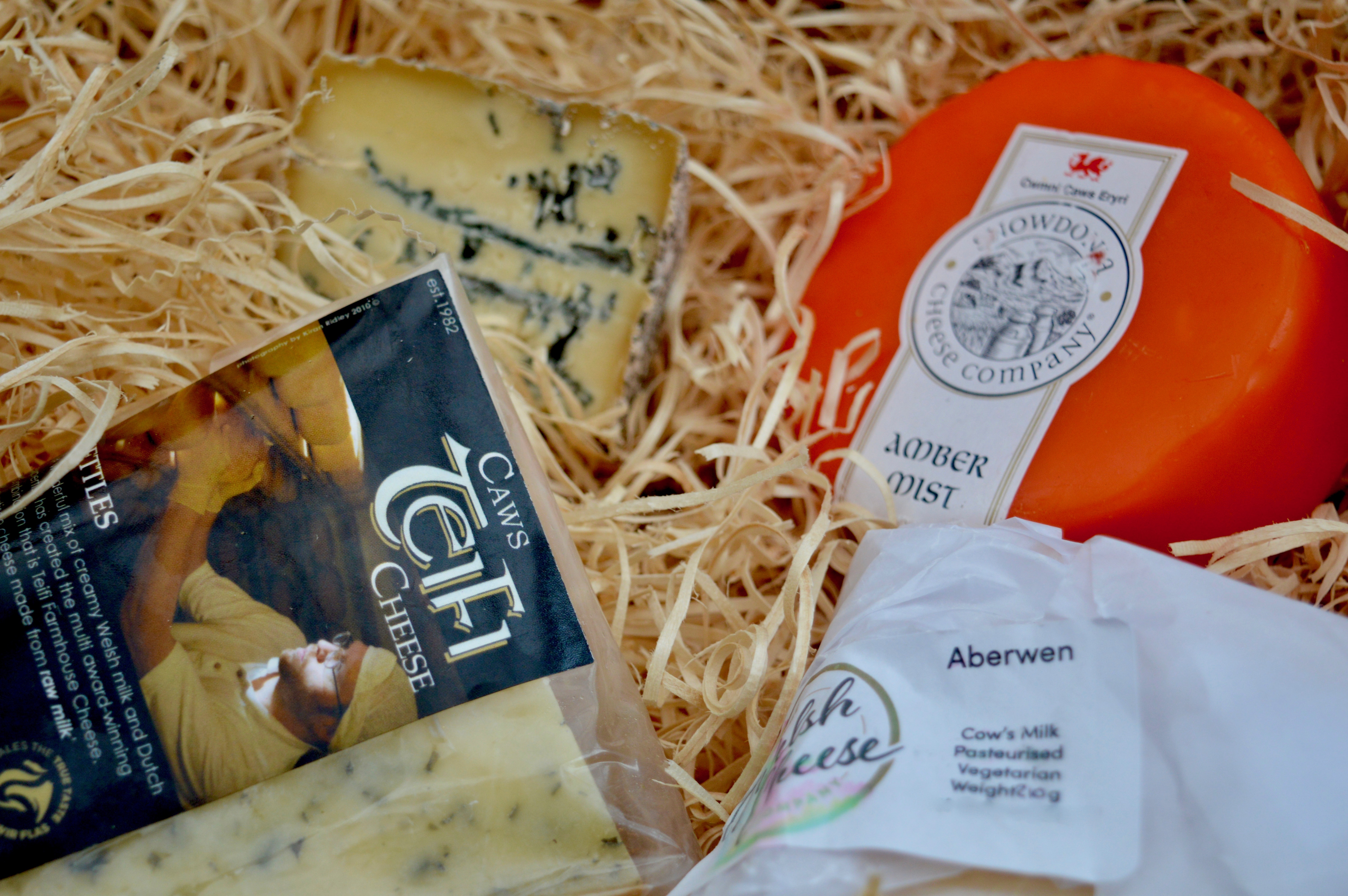 Welsh Cheese Company Cheese Box Subscription | What to buy the man who has everything | Man Cave | Elle Blonde Luxury Lifestyle Destination Blog