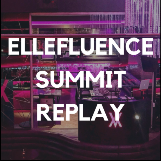 ELLEfluence Summit Replay