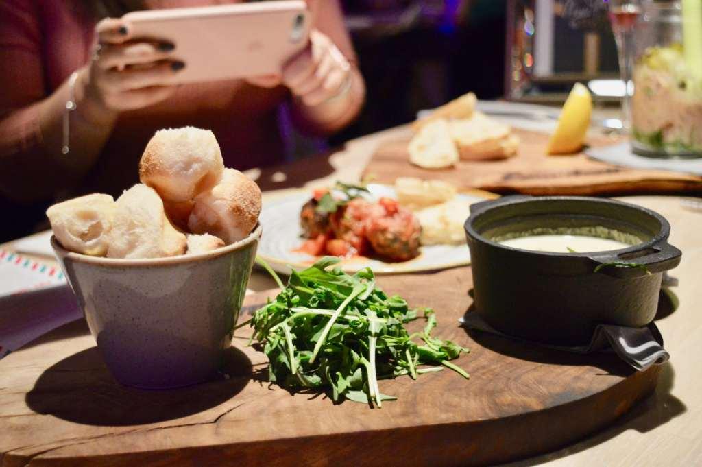 The Laundrette, Newcastle   Cocktails & Carbs, Christmas Menu Launch for the Festive Season   Burgers & Pizzas   Elle Blonde Luxury Lifestyle Destination Blog