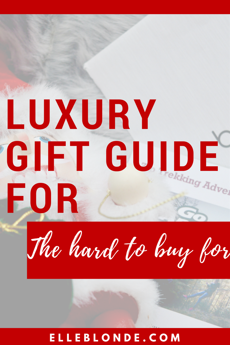 What to buy a glamorous grandma | Luxury gift guide | Elle Blonde Luxury Lifestyle Destination Blog
