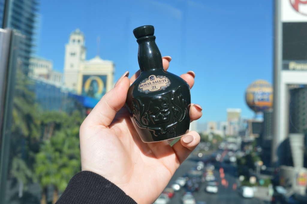 Royal Salute 21 Year Old Luxury Brand Whisky   Regent's Banquet Festive Gift Pack   Elle Blonde Luxury Lifestyle Destination Blog