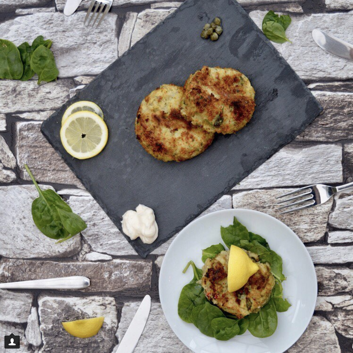 Simple Fishcake Recipe | Healthy Tasty Food | Elle Blonde Luxury Lifestyle Destination Blog