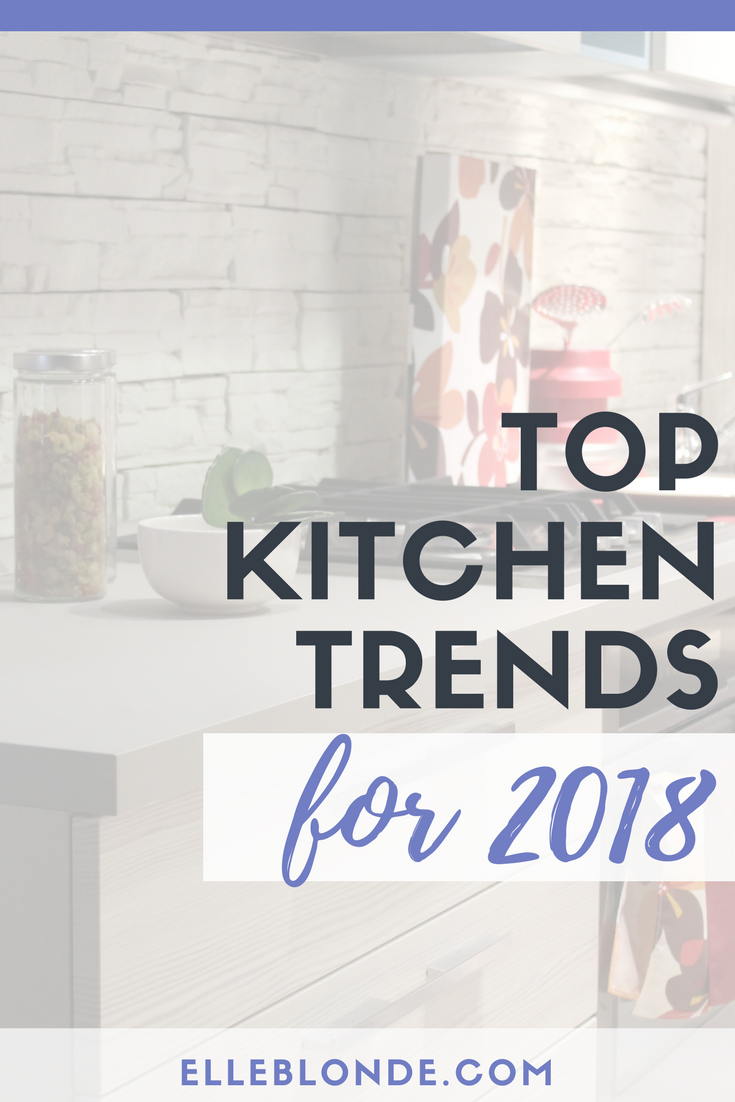 Looking to redecorate your kitchen this year? Find out what our top kitchen trends inspo tricks are | Elle Blonde Luxury Lifestyle Destination Blog