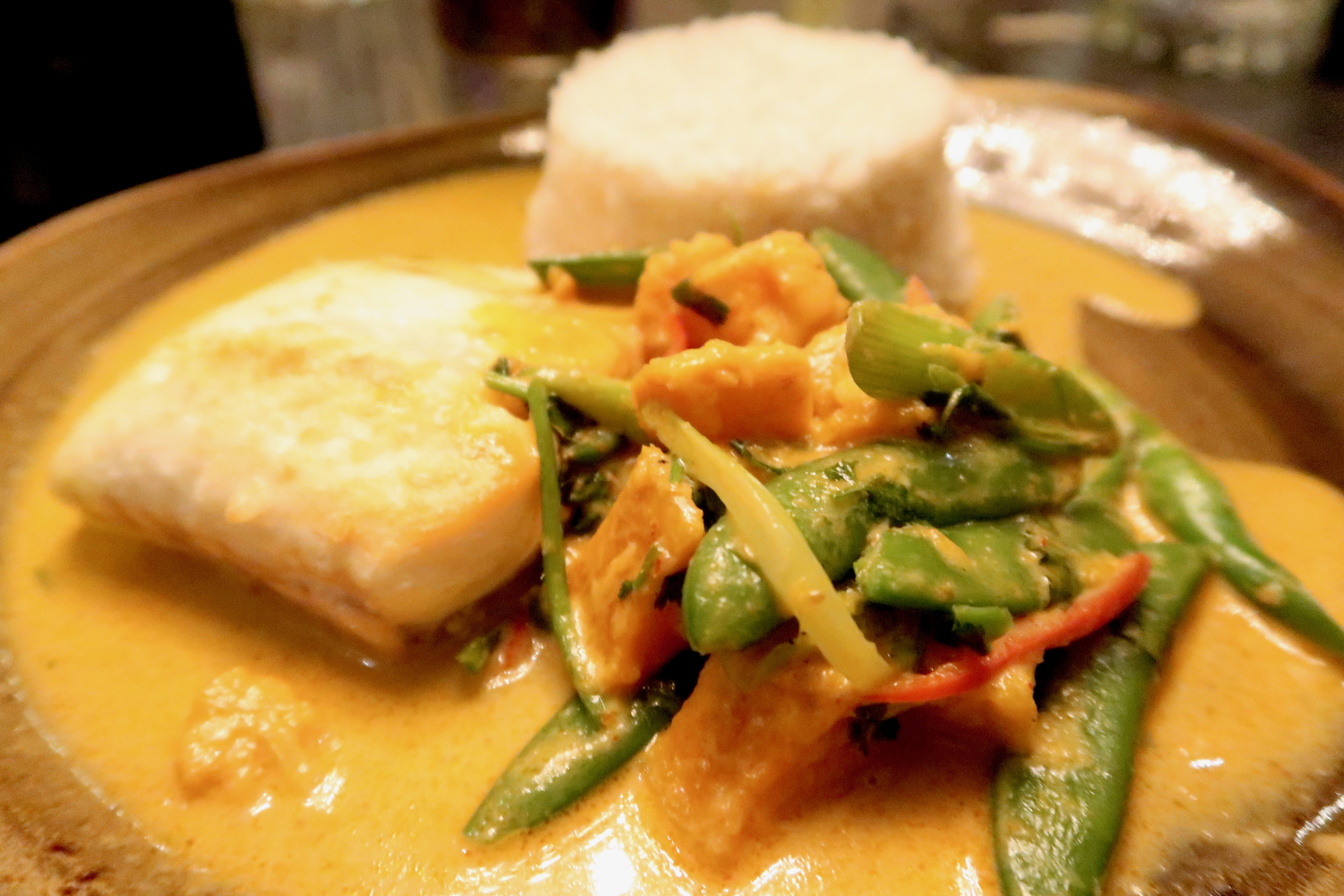Halibut & Thai Red Curry | SoHe Jesmond | Asian Fusion Dining in Newcastle | Where to eat... | Food & Drink Review | Elle Blonde Luxury Lifestyle Destination Blog