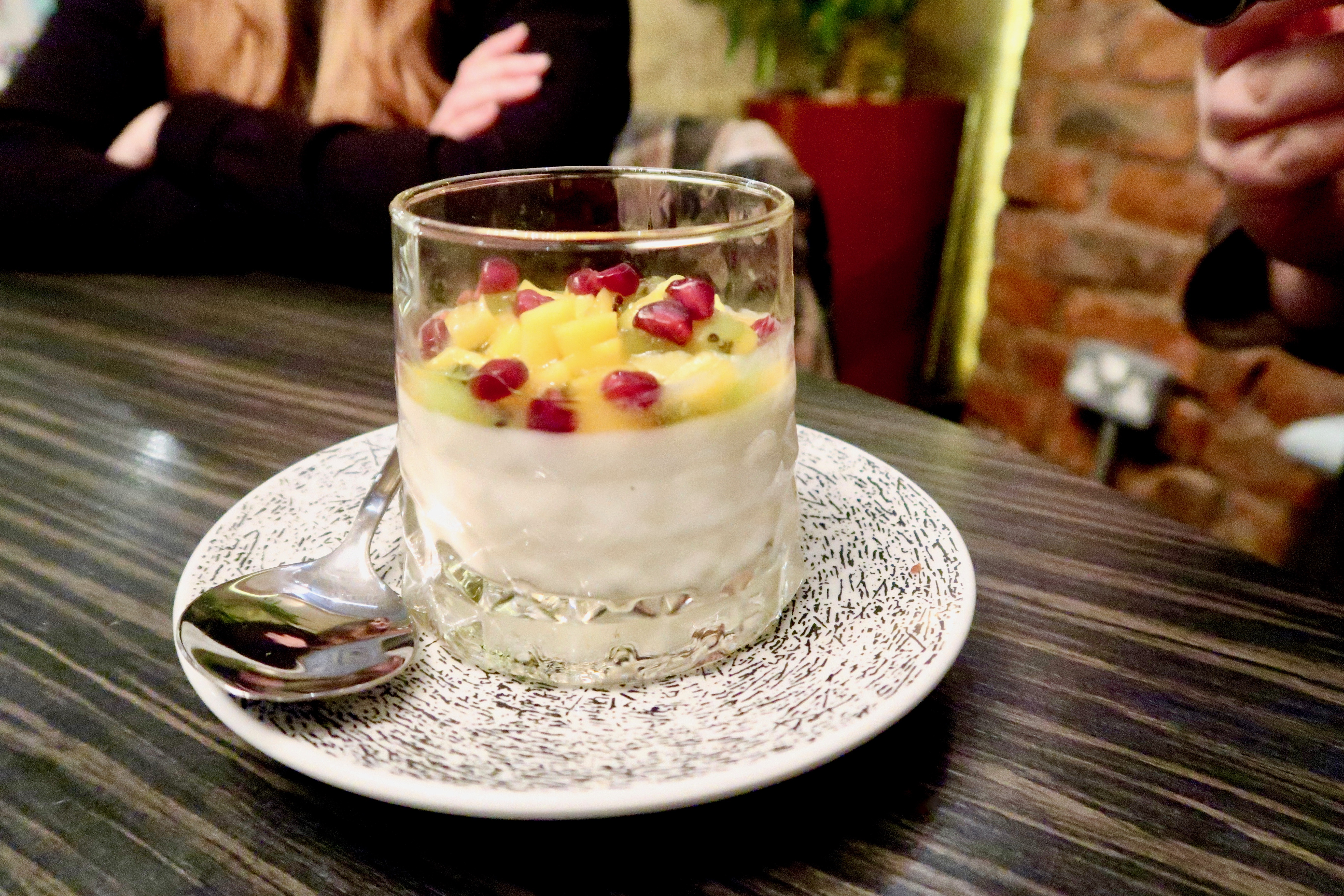 Panna Cotta | SoHe Jesmond | Asian Fusion Dining in Newcastle | Where to eat... | Food & Drink Review | Elle Blonde Luxury Lifestyle Destination Blog