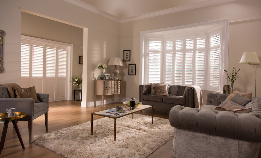 Window blinds add to the styling of your window, we find out how to create a Pinterest worthy dressing for all windows with Thomas Sanderson | Elle Blonde Luxury Lifestyle Destination Blog