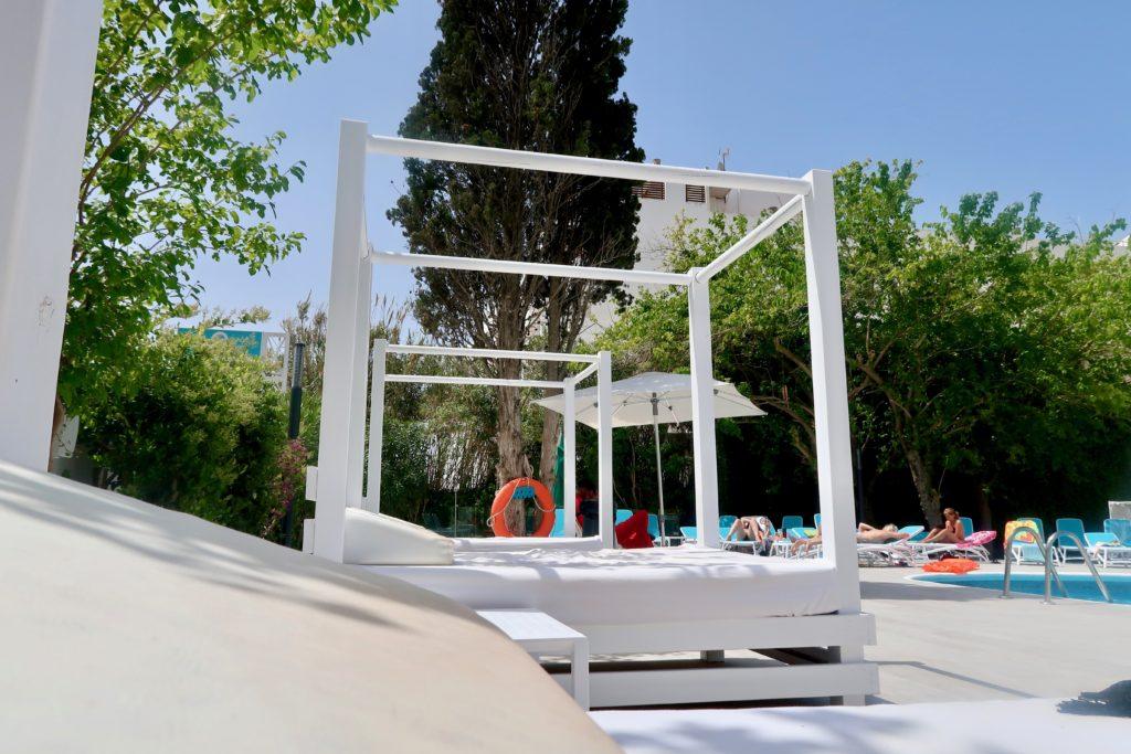 Cabanas Playasol Marco Polo I | Holiday & Wanderlust Inspo for the White Isle | Where's good to eat in San Antonio Ibiza | Travel tips & guide | Elle Blonde Luxury Lifestyle Destination Blog