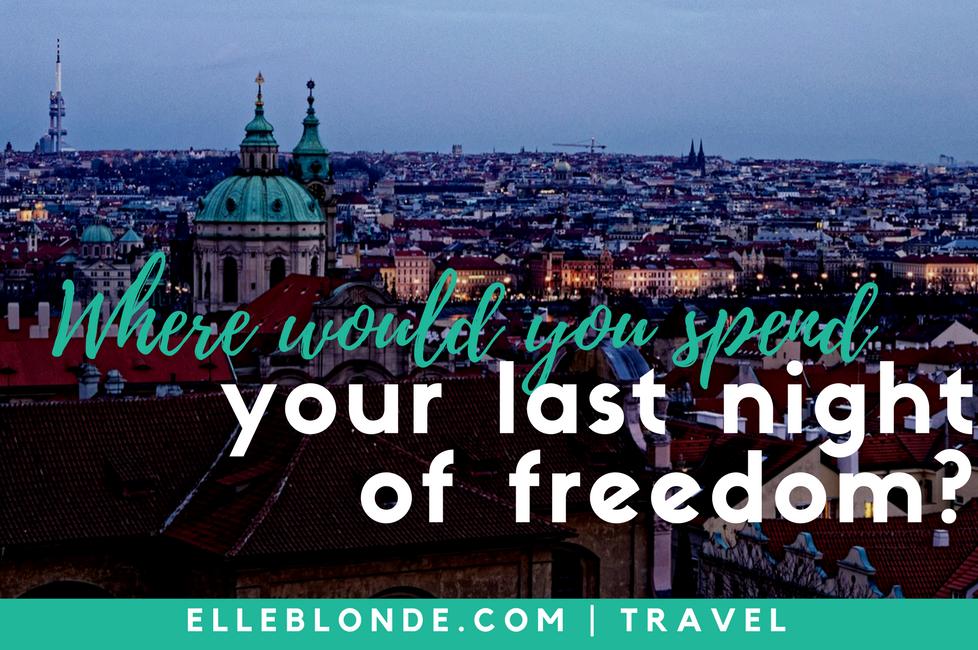 Prague's Hidden Secrets | The best places to visit in Prague |Travel Guide & Tips |  Elle Blonde Luxury Lifestyle Destination Blog