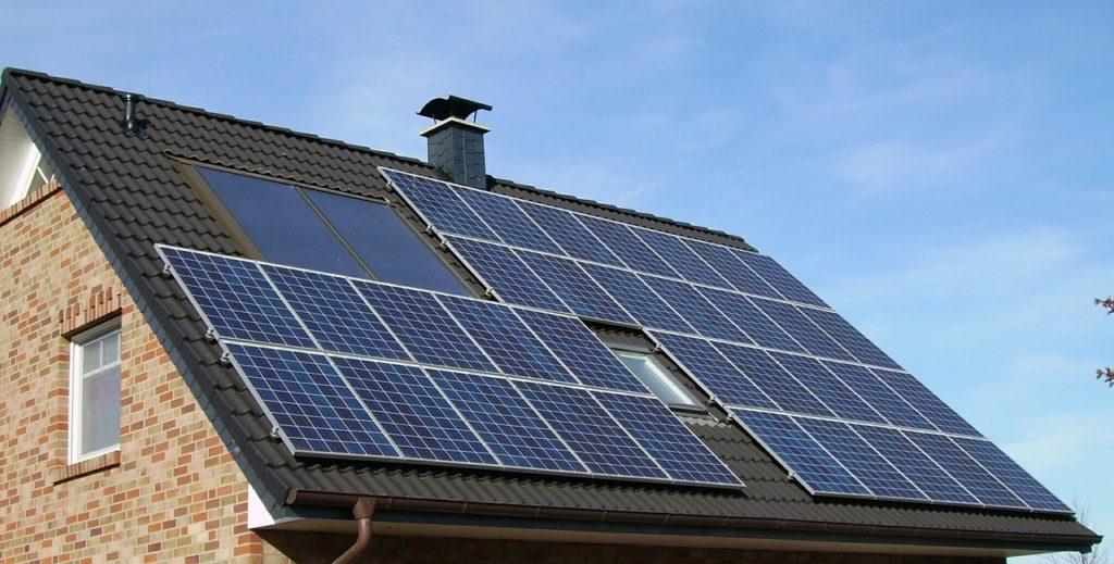 Solar Panels | How to go green in your home | Home interiors | Elle Blonde Luxury Lifestyle Destination Blog