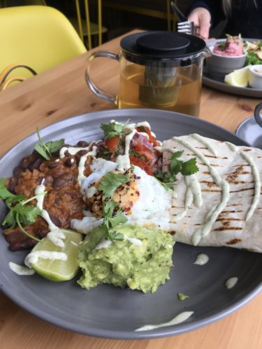 The Mexican | Where to go for Brunch in Newcastle & the Coast | Kith & Kin Independent Coffee Shop & Kitchen in Whitley Bay | Food Review | Elle Blonde Luxury Lifestyle Destination Blog
