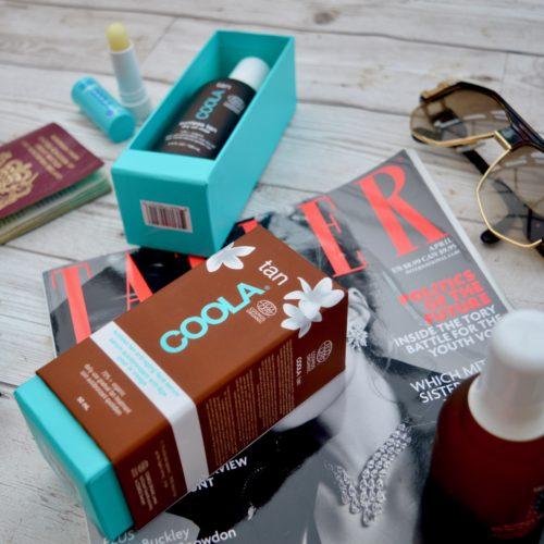 Coola False Tan Review | Cult Beauty | Elle Blonde Luxury Lifestyle Destination Blog