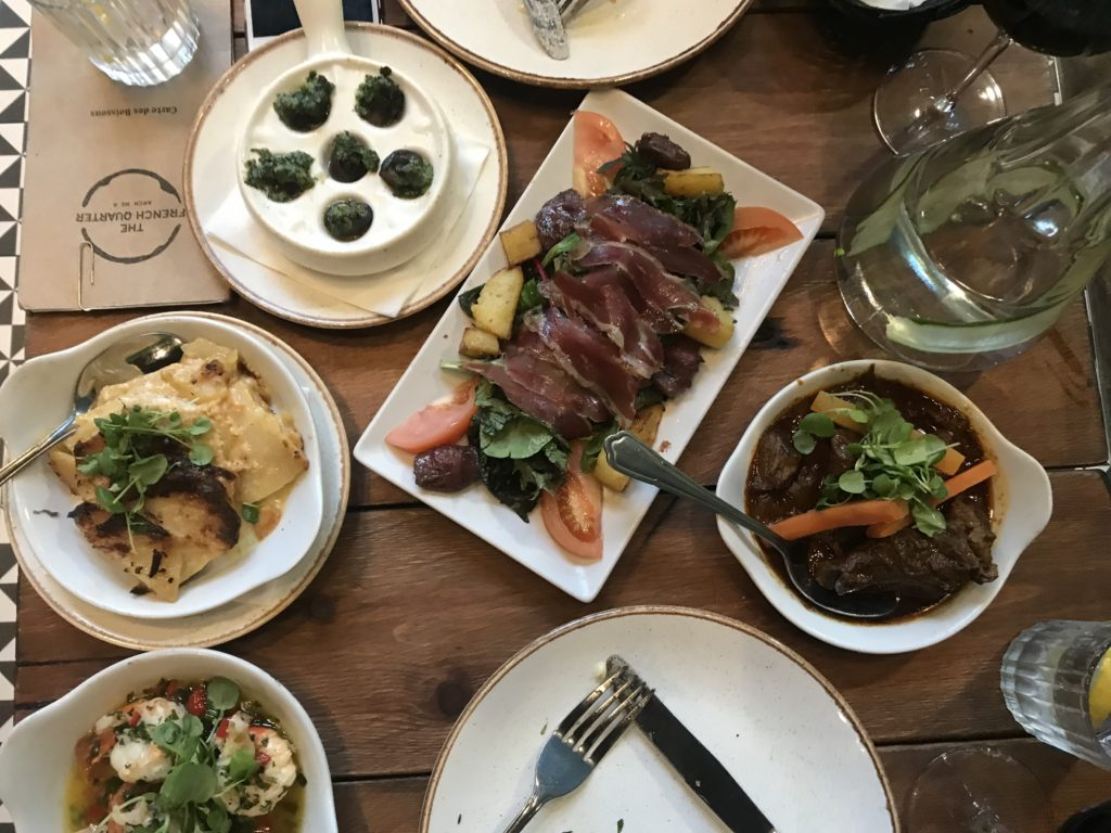 French Tapas | Where to eat in Newcastle: The French Quarter | Food & Lifestyle Reviews | Summer 2018 Menu Launch | Elle Blonde Luxury Lifestyle Destination