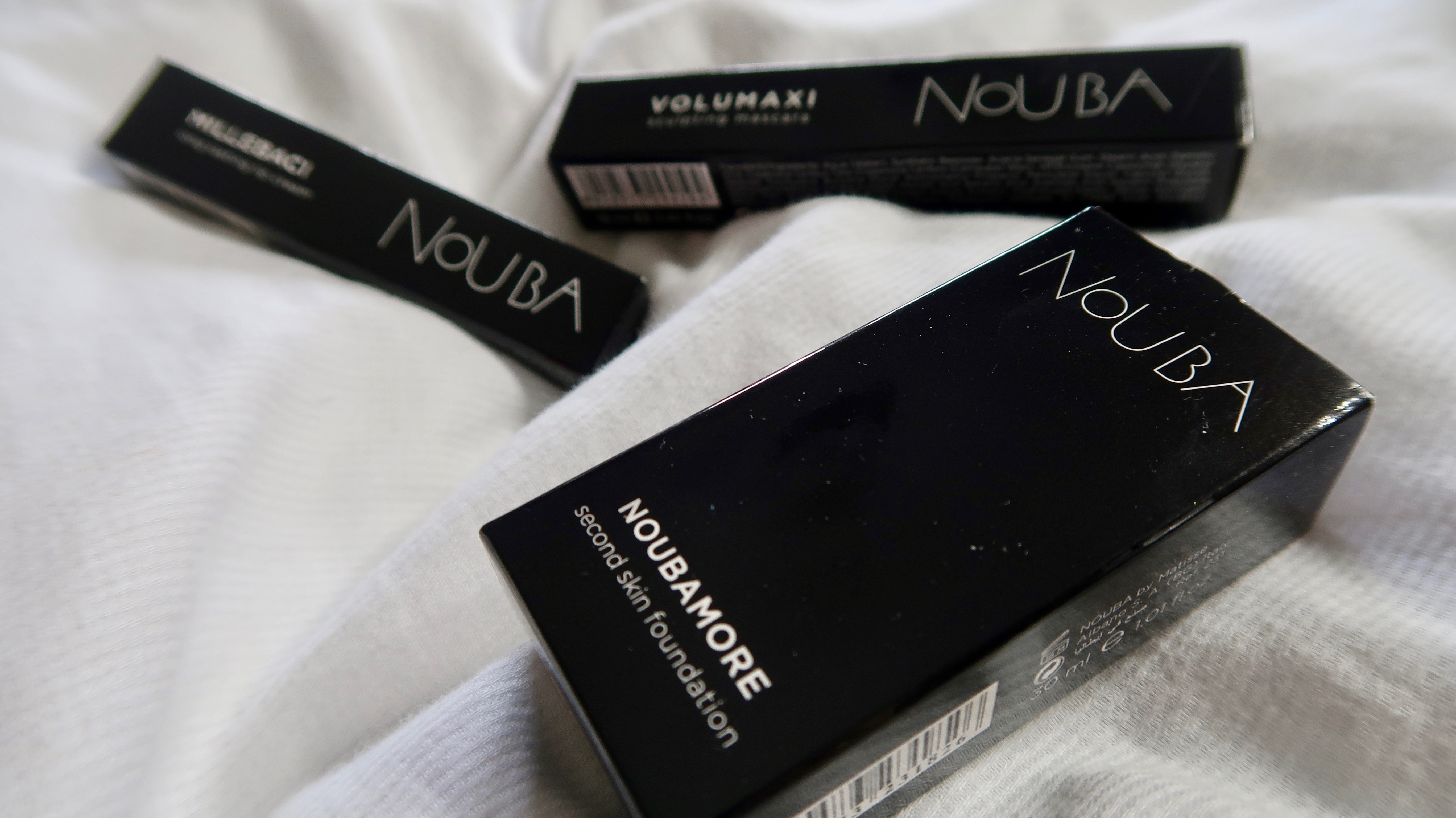 Nouba Beauty Base's newest high end brand is now available | I reviewed this professional make up and gave my thoughts | Elle Blonde Luxury Lifestyle Destination Blog