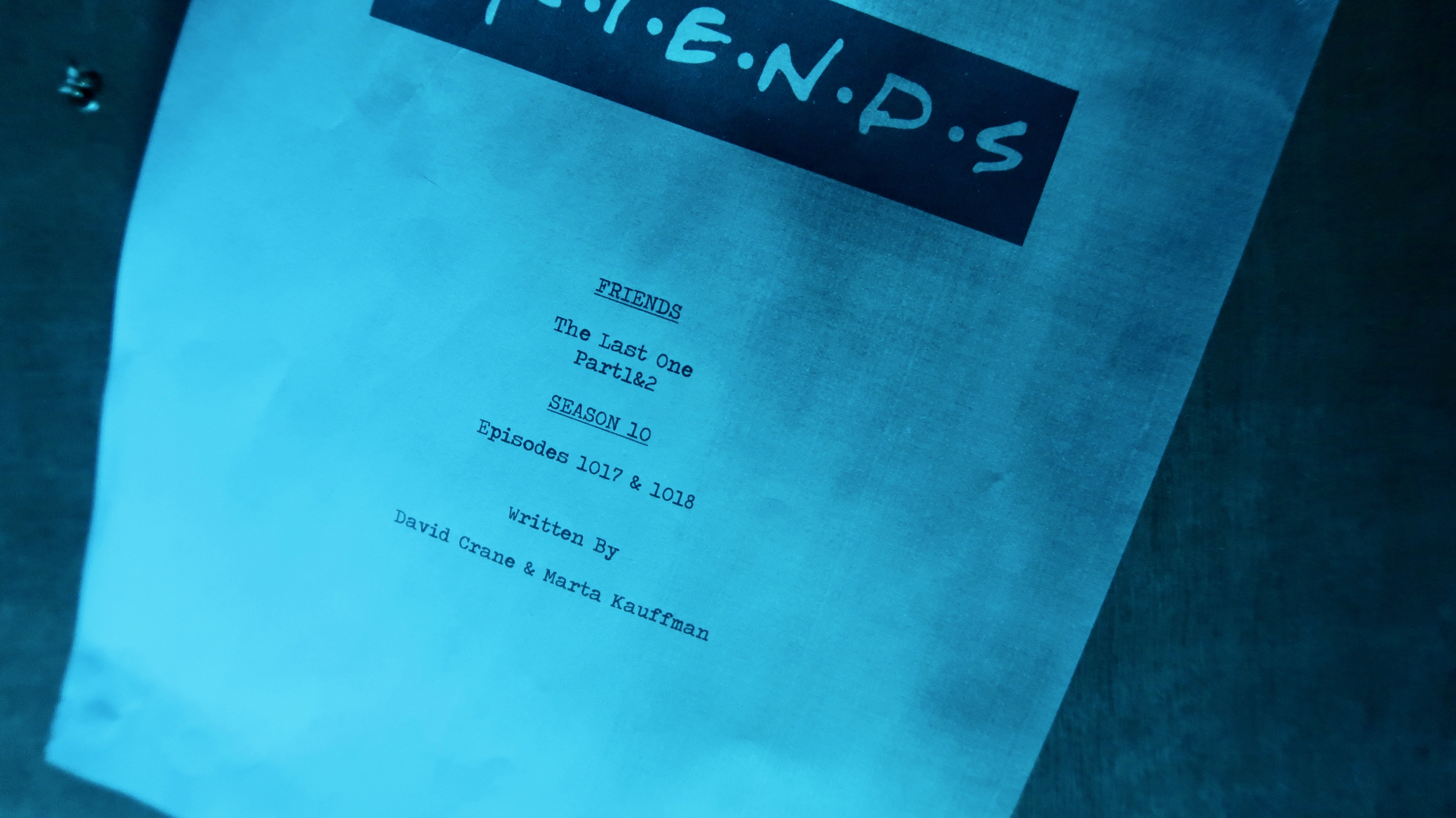 The one where Friends Fest came to Newcastle 2