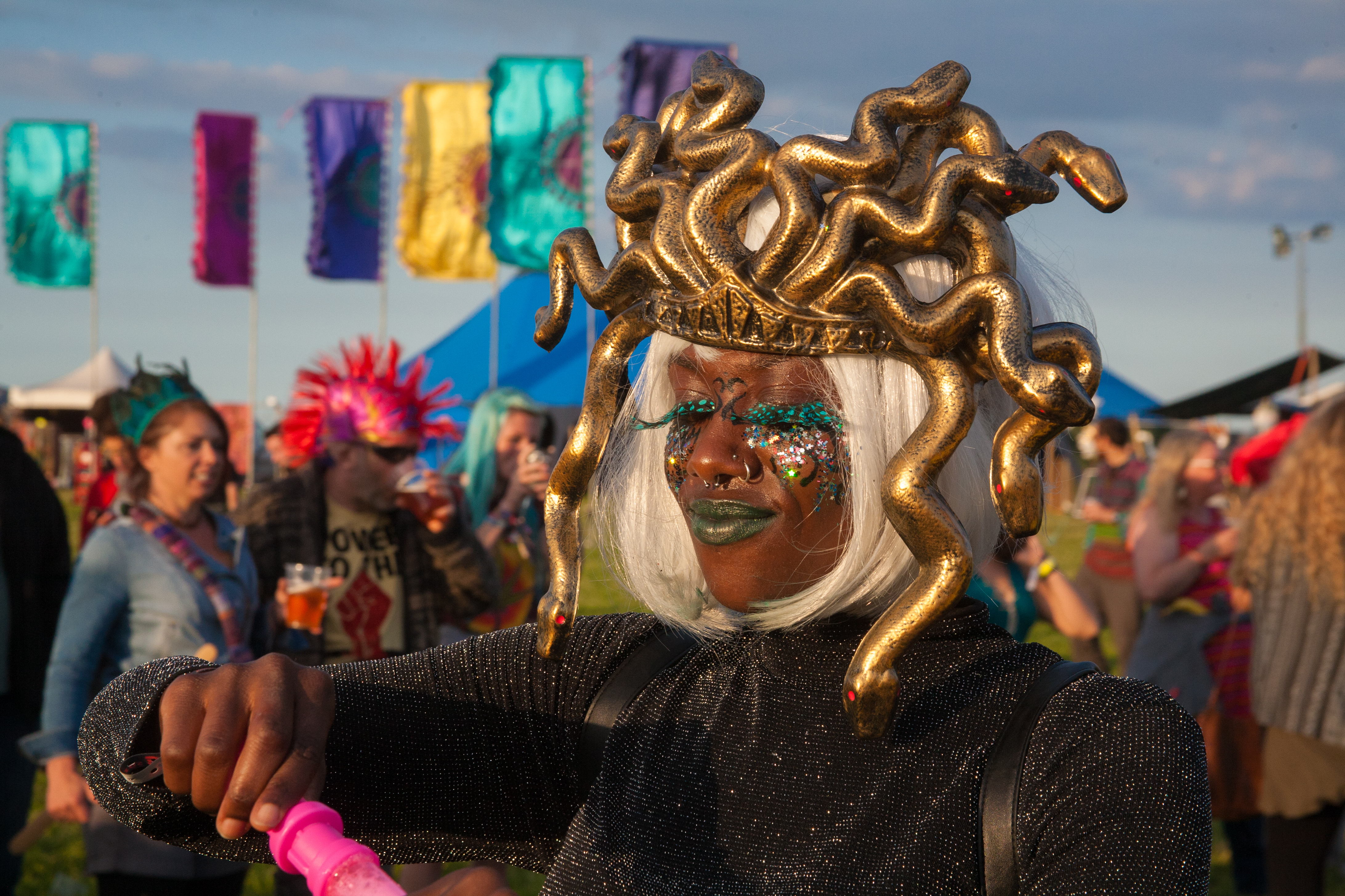 Lindisfarne Festival | Festivals in Northumberland | Summer Festivals UK | Elle Blonde Luxury Lifestyle Destination Blog