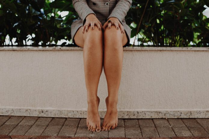 How to get toned thighs and leaner legs fitness guide | Elle Blonde Luxury Lifestyle Destination Blog