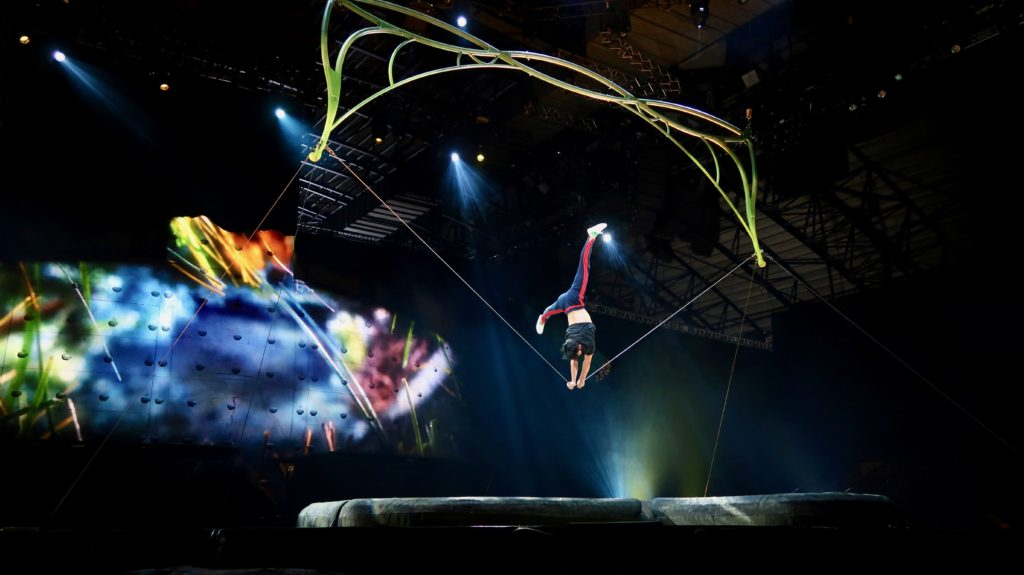 Cirque du Soleil OVO Arena Tour Show | UK & Europe | Shows & Theatre, Entertainment | Elle Blonde Luxury Lifestyle Destination Blog