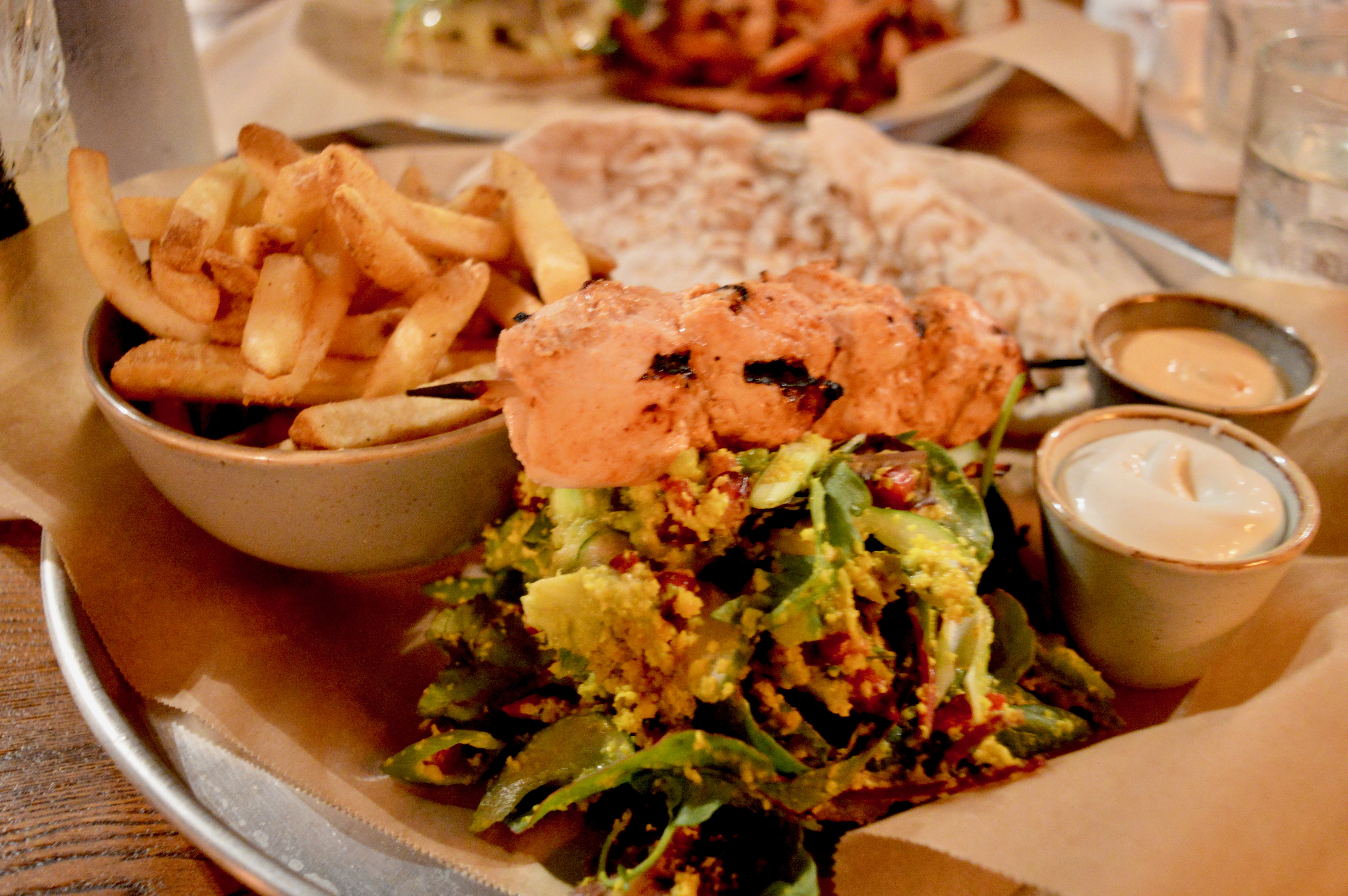 The Holy Hobo Jesmond, kebabs & burgers | Cocktail Bar | Eating in Newcastle review | Elle Blonde Luxury Lifestyle Destination Blog