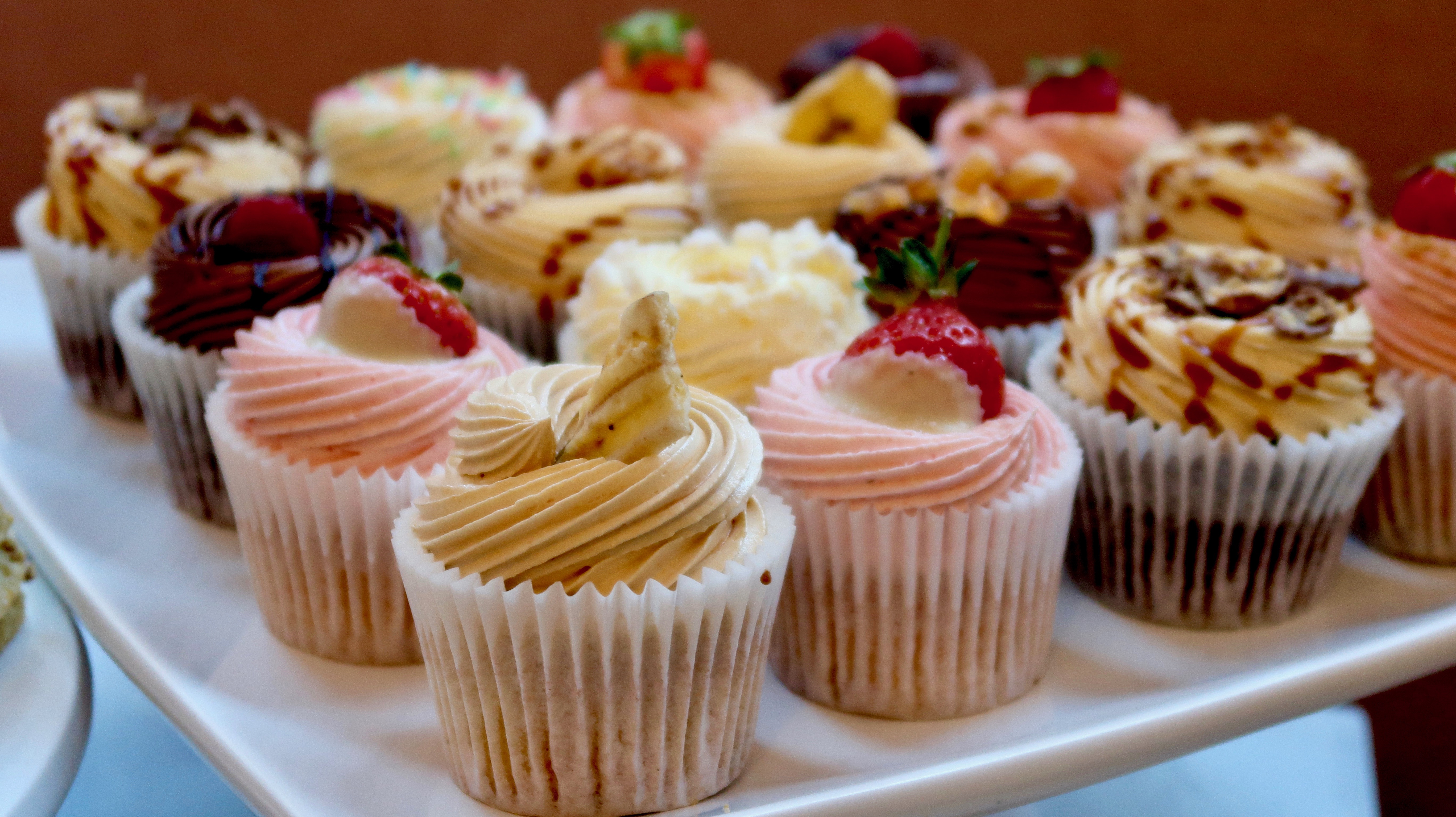Most Instagrammable Place in Newcastle | The Great British Cupcakery Boutique Bakery and Parlour | Food Review | Elle Blonde Luxury Lifestyle Destination Blog