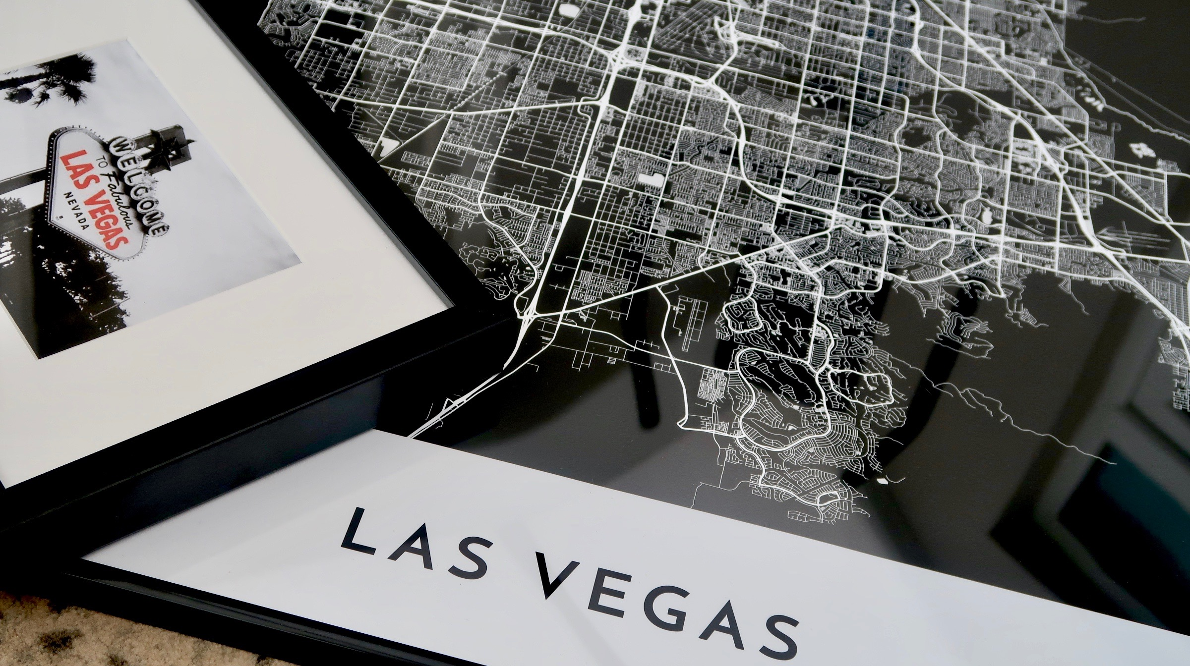 Alvar Carto | Cartography Prints of Global Destinations | Home Interiors & Decor | Elle Blonde Luxury Lifestyle Destination Blog